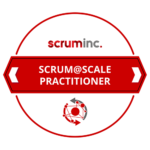 Certified Practitioner Scrum@Scale